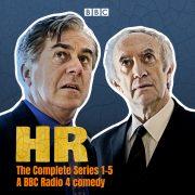 Lydbok - HR: The Complete Series 1-5-Nigel Williams