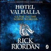 Lydbok - Hotel Valhalla Guide to the Norse Worlds-Rick Riordan