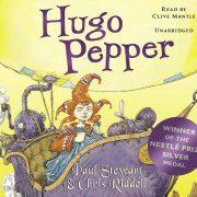 Lydbok - Hugo Pepper-Chris Riddell