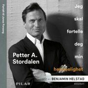 Lydbok - Jeg skal fortelle deg min hemmelighet-Petter A. Stordalen