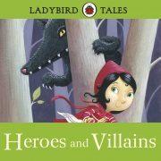 Lydbok - Ladybird Tales: Heroes and Villains-Ikke navngitt