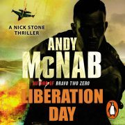 Lydbok - Liberation Day-Andy McNab