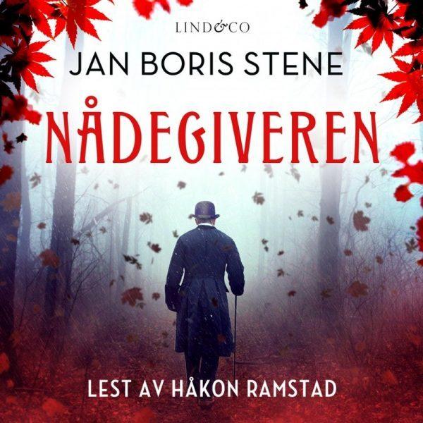 Lydbok - Nådegiveren-Jan Boris Stene