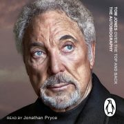 Lydbok - Over the Top and Back-Tom Jones