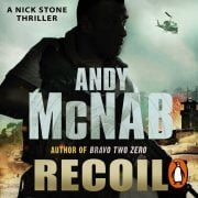 Lydbok - Recoil-Andy McNab