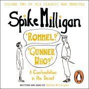 Lydbok - 'Rommel?' 'Gunner Who?'-Spike Milligan