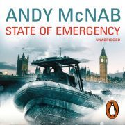 Lydbok - State Of Emergency-Andy McNab