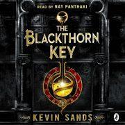 Lydbok - The Blackthorn Key-Kevin Sands