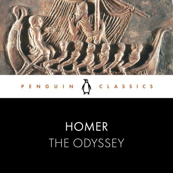 Lydbok - The Odyssey-Homer