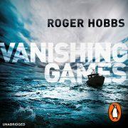 Lydbok - Vanishing Games-Roger Hobbs