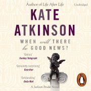 Lydbok - When Will There Be Good News?-Kate Atkinson