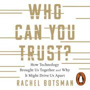 Lydbok - Who Can You Trust?-Rachel Botsman