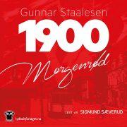 Lydbok - 1900 - Morgenrød-