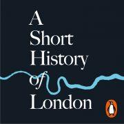 Lydbok - A Short History of London-Simon Jenkins