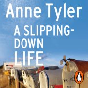 Lydbok - A Slipping Down Life-Anne Tyler