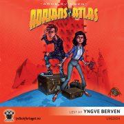 Lydbok - Adrians atlas 2-