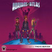 Lydbok - Adrians atlas 3-