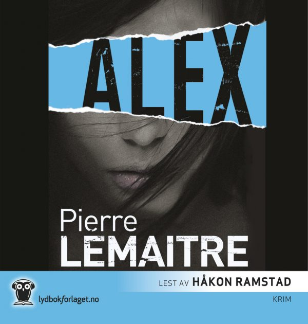 Lydbok - Alex-