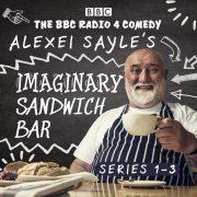 Lydbok - Alexei Sayle's Imaginary Sandwich Bar: Series 1-3-Alexei Sayle