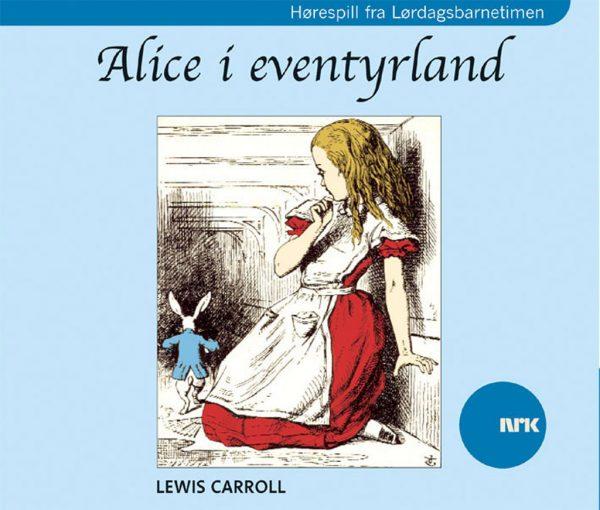Lydbok - Alice i Eventyrland-