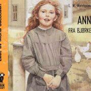 Lydbok - Anne fra Bjørkely-