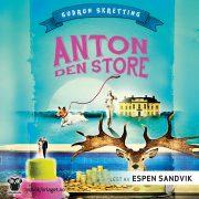 Lydbok - Anton den store-