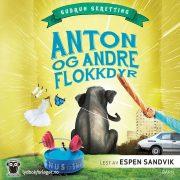 Lydbok - Anton og andre flokkdyr-