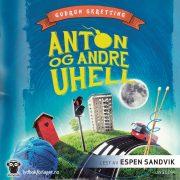 Lydbok - Anton og andre uhell-
