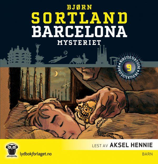 Lydbok - Barcelona-mysteriet-