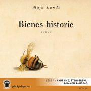 Lydbok - Bienes historie-