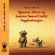 Lydbok - Bjørnen Alfred og Hunden Samuel-
