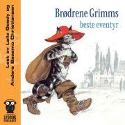 Lydbok - Brødrene Grimms beste eventyr-