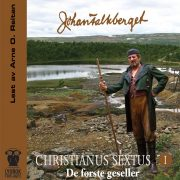 Lydbok - Christianus Sextus 1 - De første geseller-
