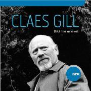 Lydbok - Claes Gill  Dikt fra arkivet-