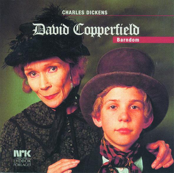 Lydbok - David Copperfield-