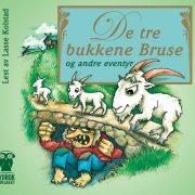 Lydbok - De tre bukkene Bruse og andre eventyr-