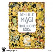 Lydbok - Den lille magi-og trolldomsboka-