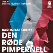 Lydbok - Den røde pimpernell-