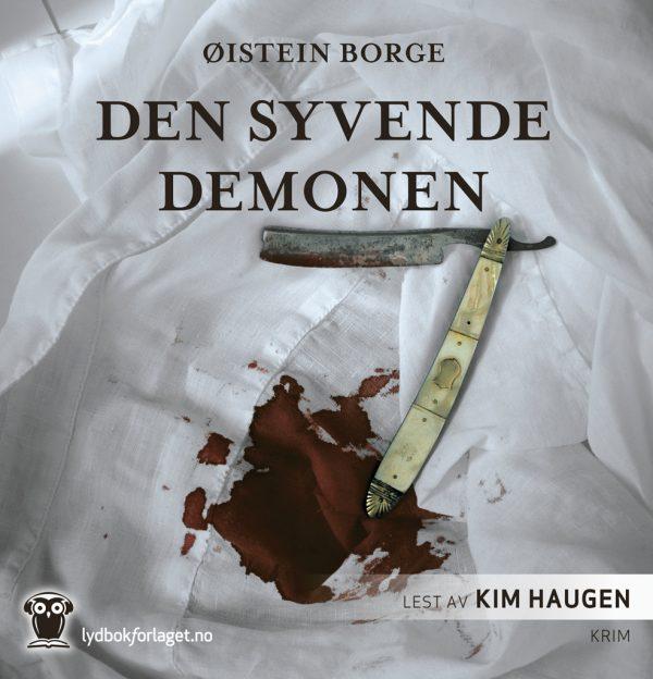 Lydbok - Den syvende demonen-