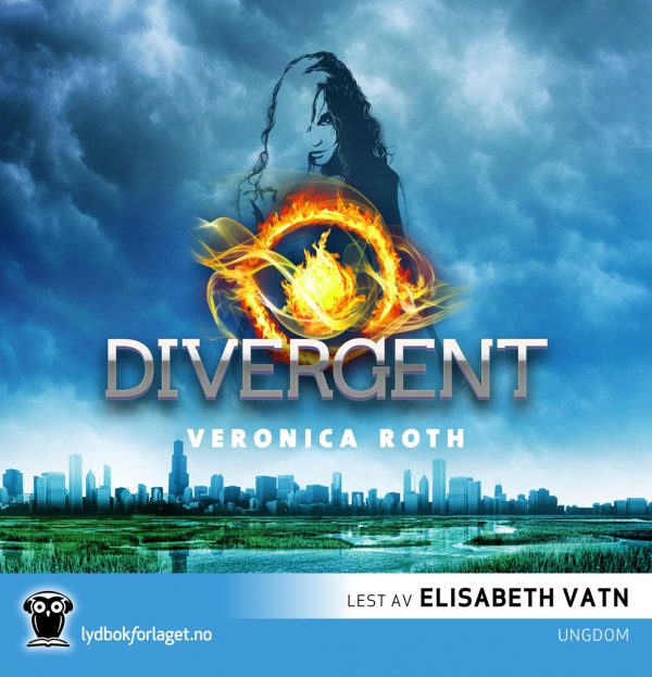 Lydbok - Divergent-