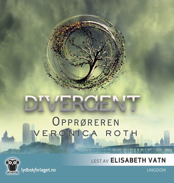 Lydbok - Divergent. Opprøreren-
