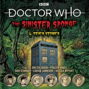 Lydbok - Doctor Who: The Sinister Sponge & Other Stories-BBC