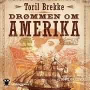 Lydbok - Drømmen om Amerika-