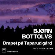 Lydbok - Drapet på Taparud gård-