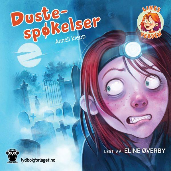 Lydbok - Duste-spøkelser-