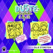 Lydbok - Dustedagboka 11 + 12-