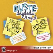 Lydbok - Dustedagboka 3 + 4-
