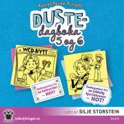 Lydbok - Dustedagboka 5 + 6-