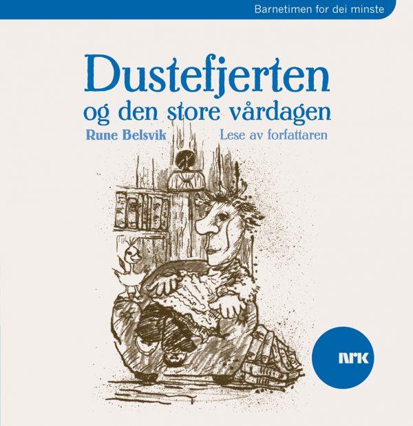 Lydbok - Dustefjerten-