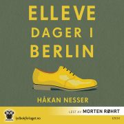 Lydbok - Elleve dager i Berlin-
